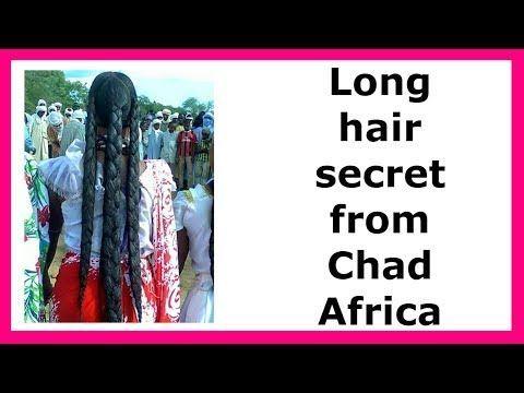 Long kinky hair secret from Chad in Africa - http://urbangyal.com/videos/long-kinky-hair-secret-chad-africa/