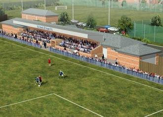 Loves Farm, St Neots FC