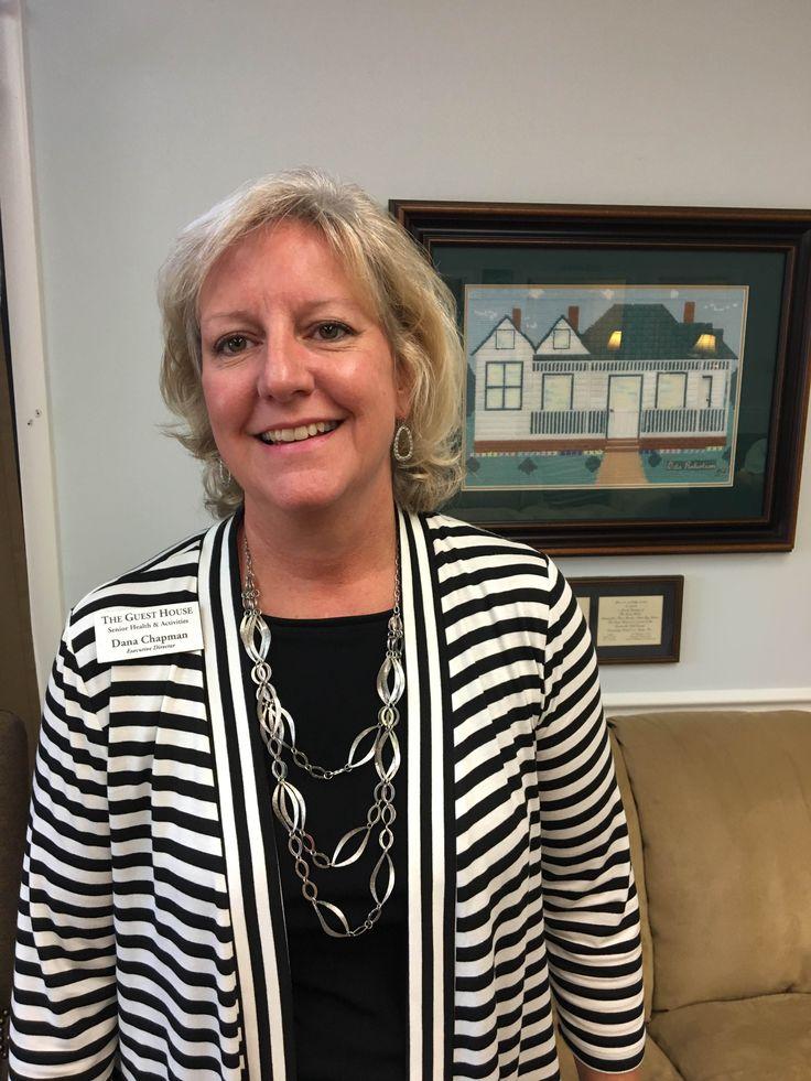 Faces of Hall County: Dana Chapman