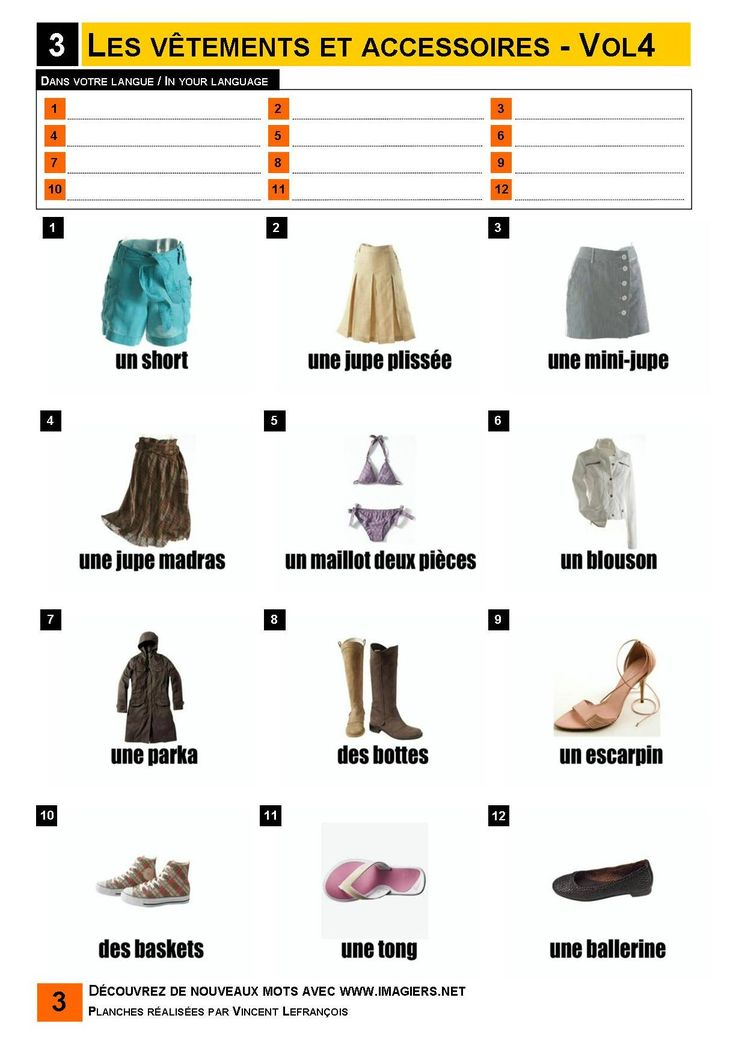 17 best images about vocabulaire on pinterest the o 39 jays vol 2 and cuisine. Black Bedroom Furniture Sets. Home Design Ideas
