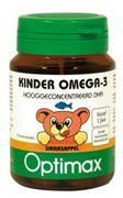 Description: Het omega-3 vetzuur DHA helpt de hersenfunctie en het gezichtsvermogen normaal te houden en de twee vetzuren DHA en EPA hebben een gunstige invloed op het hart. Natuurlijk vitamine E heeft een anti-oxidant werking. De gezonde kauwcapsules met sinaasappelsmaak zijn gemakkelijk in te nemen. Geschikt voor kinderen van 1 tot 10 jaar. Voor oudere kinderen is de Optimax Scholierenserie ontwikkeld.  De genoemde claims hebben betrekking op een inname van tenminste 250 mg EPA en DHA per…