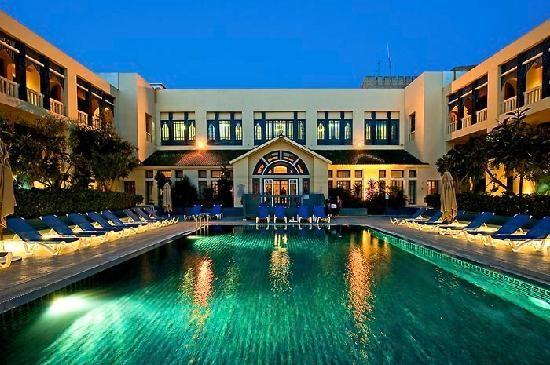 Hôtel Diar Lemdina à Hammamet, promo séjour pas cher Tunisie Ecotour à l'Hotel Diar Lemdina prix promo séjour Ecotour à partir 309,00 € TTC 8J/7N.