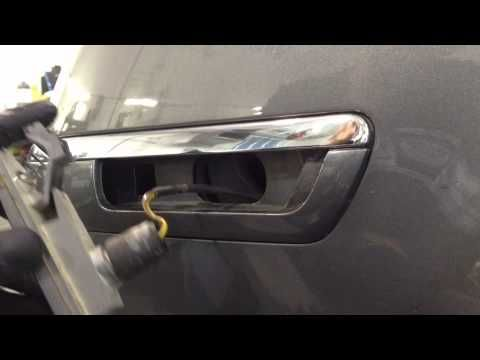 How to replace A Marker Light On A VW Passat 2005