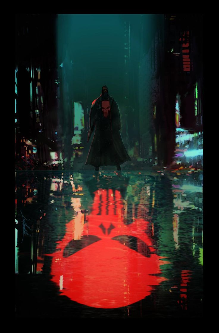 The Punisher | Livio Ramondelli                                                                                                                                                      More
