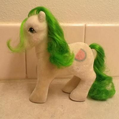 Scrumptious. So Soft pony. Year 4. 1985-86.