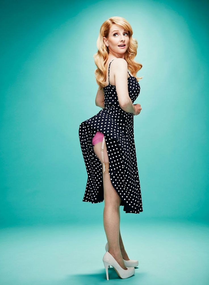 Best modern dress - Melissa Rauch The Stndrd Magazine Issue 8 More Pics October 2015