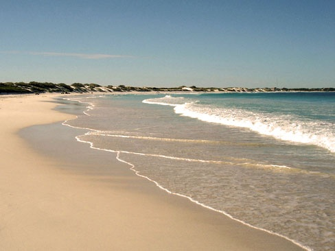 Lancelin Beach, WA.