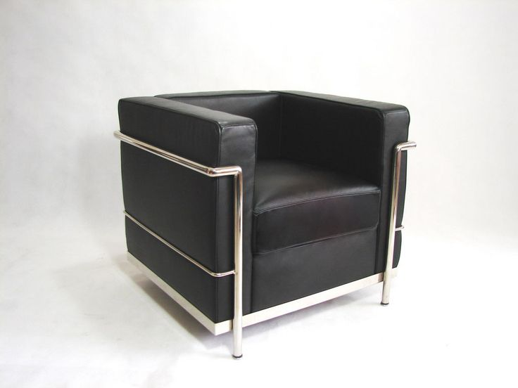 Sillón Grand Confort   1928 Le Corbusier, Jeanneret y Perriand