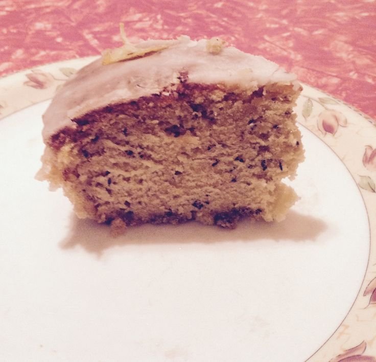 Banana and Lemon sour cream Cake- made by Gilly ❤️❤️❤️