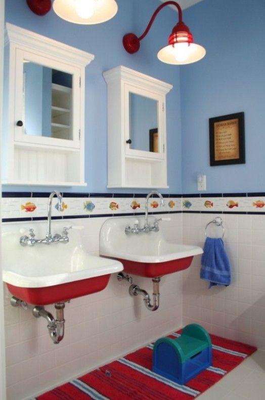 kids/guest bathroom ideas | kids bathroom ideas photo gallery | children's bathroom shower curtains | teenage bathroom ideas | art for children's bathroom | kid bathroom accessories kids bathroom | diy wall tiles for children's room