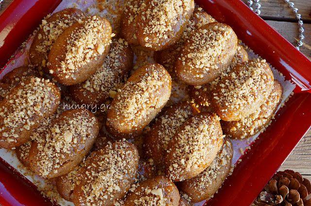 Kitchen Stories: Melomakarona-Honey Cookies with Mavrodaphne