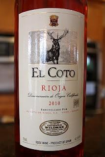Bodegas El Coto Rioja Rosado 2010 - Journey Through Rioja Wine #4. $8, read more...