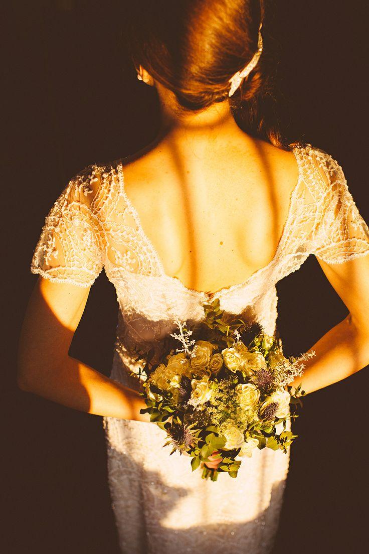 Wedding bouquet created by Francesca Peruzzini #spreadlove - www.fantasiaromantica.com Stefano Santucci » Tuscany Fine Art Emotional Wedding Photographer - Florence | Wedding Collaboration Shooting | http://www.tastino0.it