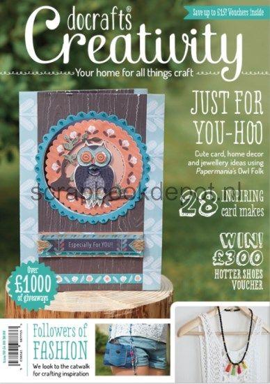 Do Crafts Creativity Magazine nr. 59 May 2015