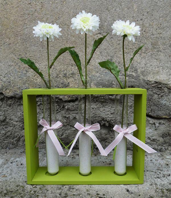 dcoration tubes essai fleuris - Decoration Tube A Essai Mariage