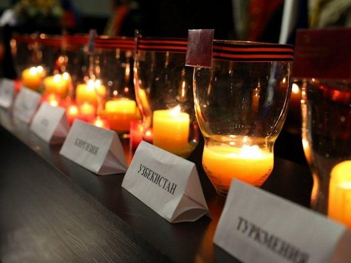 В ночь на 22 июня пройдет Международная акция «Свеча памяти»