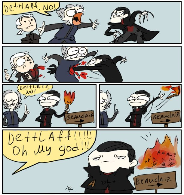 The Witcher 3, doodles 80 by Ayej on DeviantArt