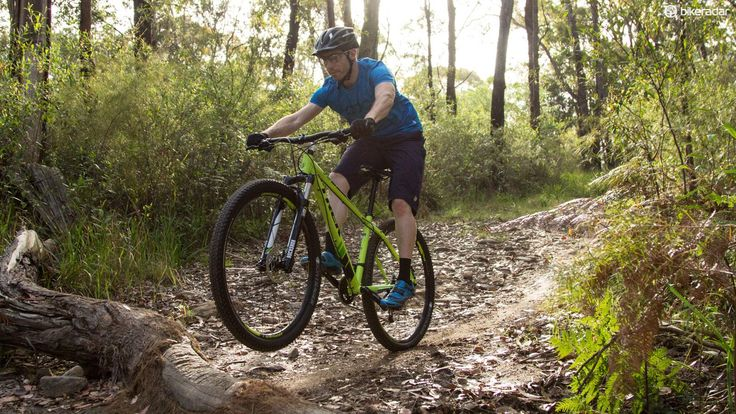 Riding a mountain bike should be fun   no matter the price point