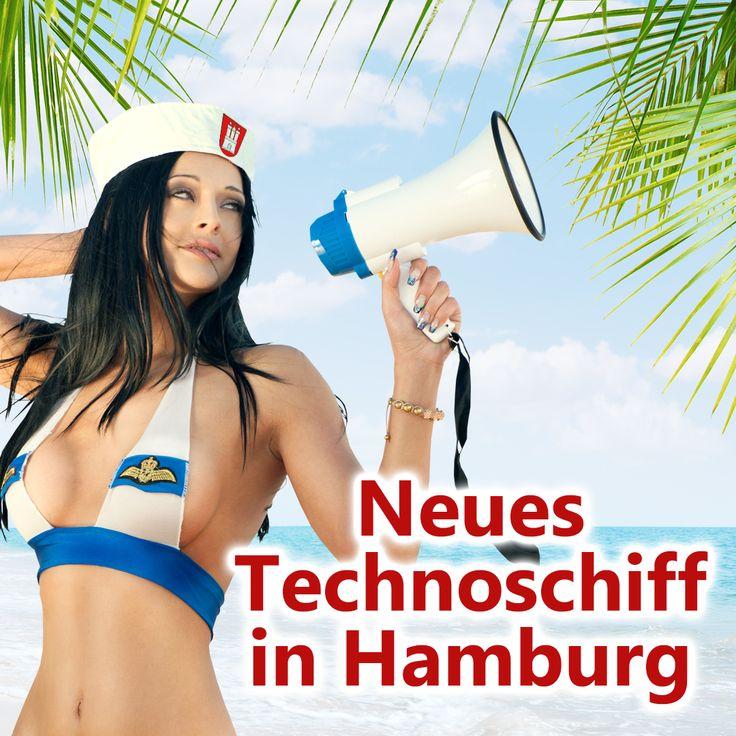 Am 01.09.2018 startet unser Technoschiff zur fünfstündigen Partytour auf der Elbe. Hol dir jetzt deine Tickets für das Techno-Partyschiff in Hamburg und feiere mit hunderten Ravern zu den Hits der 90er, 2000er und 2010er.  #Bootsparty #Hamburg #Partyschiff #Partyboot #Discoschiff #Techno #Technoschiff #Technoboot #HandsUp #Hardstyle