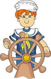 Resultado de imagen para imagenes para colorear de barcos y marineras