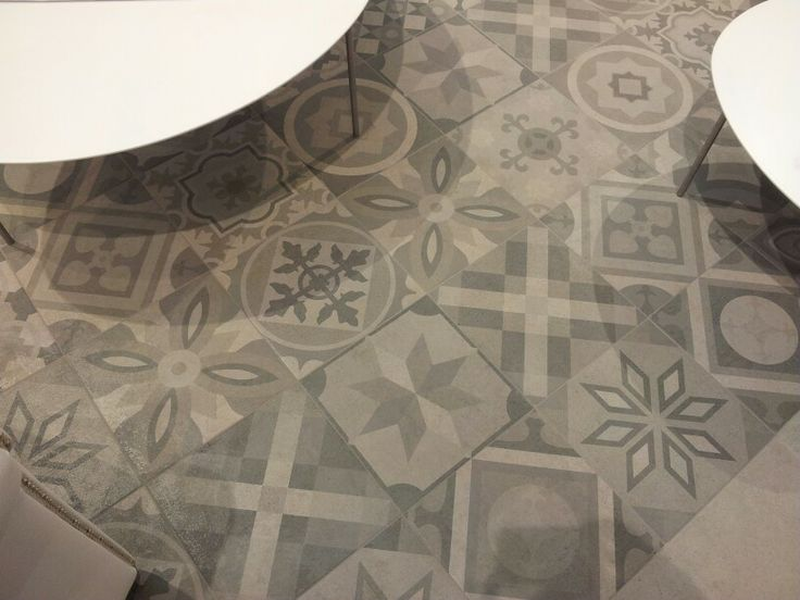 127 best suelo de images on pinterest flooring - Gres imitacion baldosa hidraulica ...