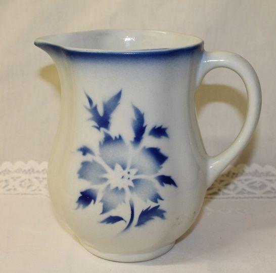 Arabia Aster maitokannu, 1940-60 luku | Pusurinpuoti.com - Antiikkia, rustiikkia…
