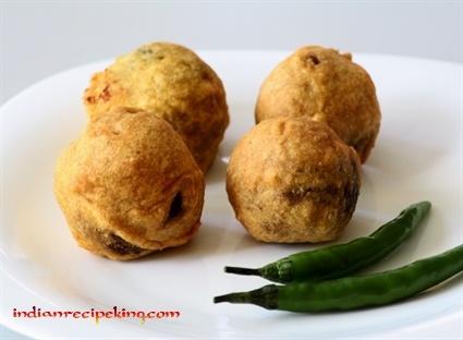 Aloo Bonda recipe | how to make indian potato bonda