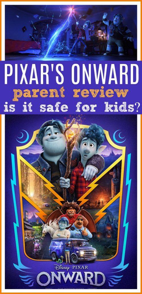 Onward Movie Review in 2020 Kid movies disney, Kids safe