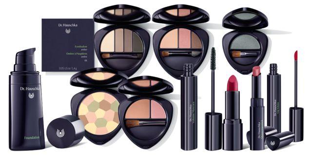 Dr.Hauschka Natural and Organic Make Up