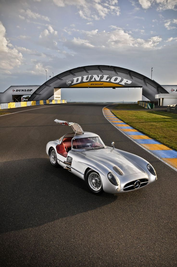 Colored cars zwickau - Mercedes Benz 300 Slr Uhlenhaut Coup W196
