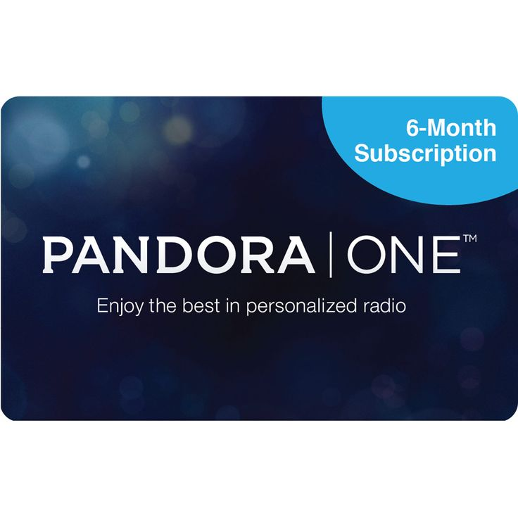 PANDORA /ONE :: 6-Month Pandora One Subscription 3-Pk $ 49.99 at BJs Wholesale Club - ONLINE PRICE (Shipping In... #LavaHot http://www.lavahotdeals.com/us/cheap/pandora-6-month-pandora-subscription-3-pk-49/53316