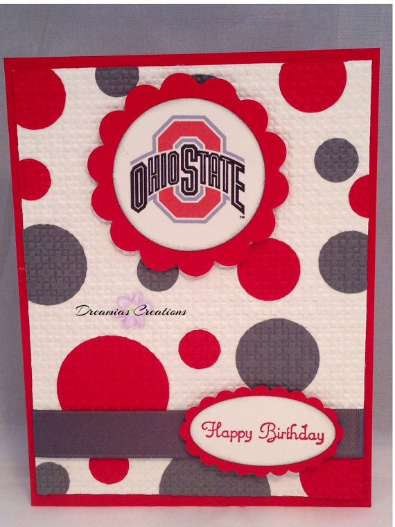 Ohio States Buckeyes . This by DreamiasCreations
