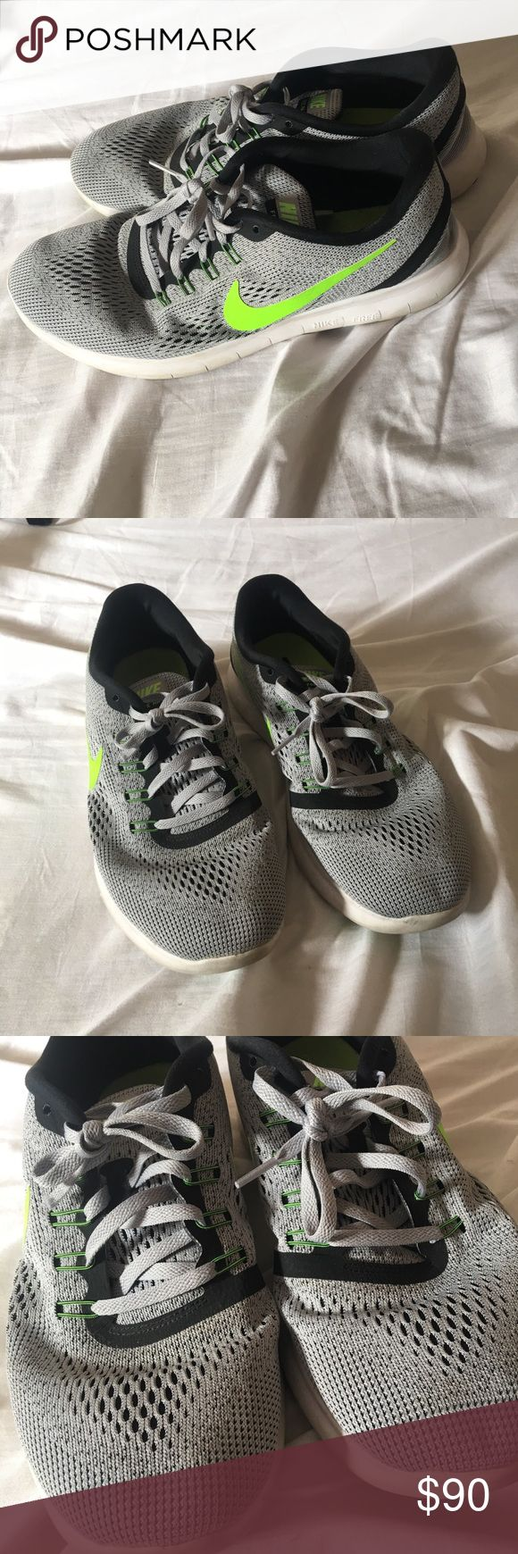 Nike Free runners Used clean with no box Nike Shoes Sneakers
