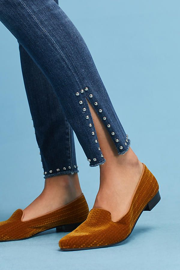 Slide View: 2: Citizens of Humanity Rocket Crop High-Rise Skinny Jeans