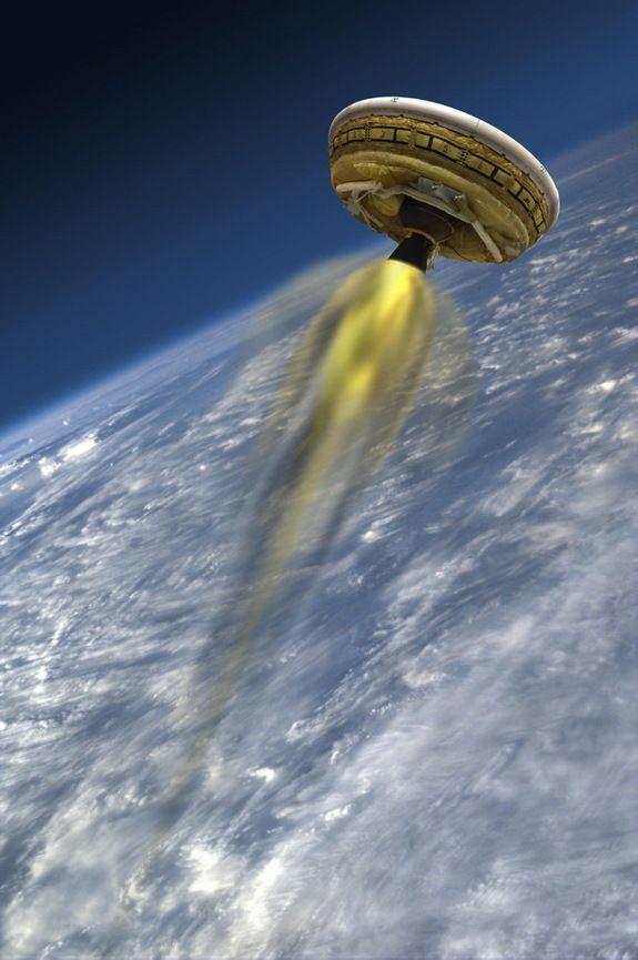 'Flying Saucer'