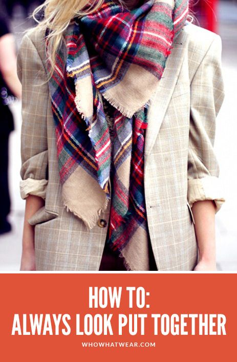 7 foolproof ways to always look polished. #style