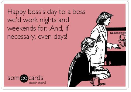 Happy Bosses Day Funnies | Shibley Smiles