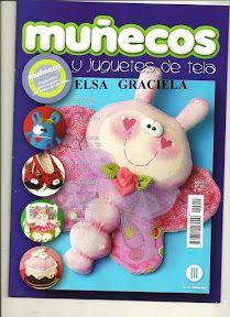 MUÑECOS &JUGUETES DE TELA No. 55 - Marcia M - Picasa Web Albums
