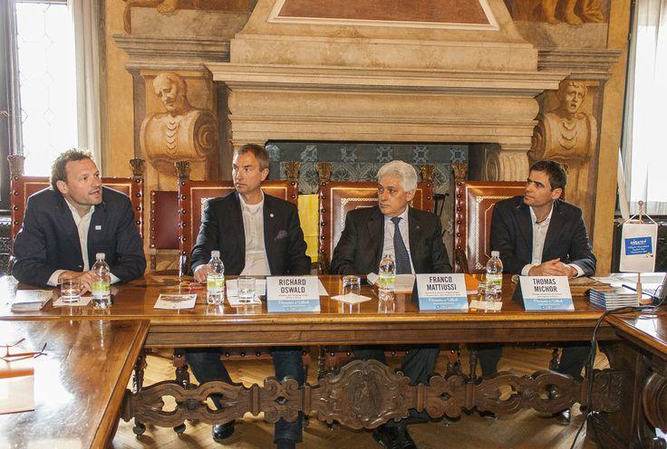 #Villach si promuove a #Udine come meta per la bella stagione: #terme e #cicloturismo - #travel #tourism #trip