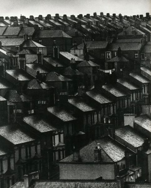 Bill Brandt (1904 - 1983) - South London, 1933