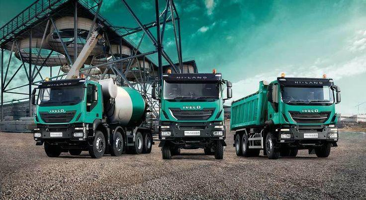 Producator international si furnizor de camioane comerciale, piese si motoare diesel, si castigator al premiului Truck of the Year 2016.