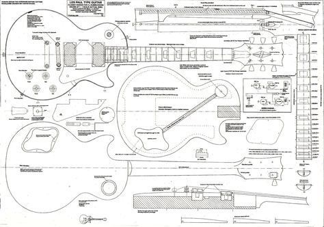 FREE DOWNLOAD GUITAR WIRING SCHEMATICS ACOUSTIC E - Auto Electrical