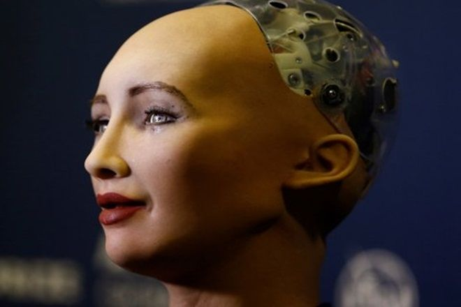 Saudi Arabia is the first country in the world to grant citizenship to a female robot named Sophia. (Reuters)   Women in Saudi Arabia need a male guardian to be granted citizenship, but the country is also the first in the world to grant citizenship to a female robot, named Sophia. Perhaps...