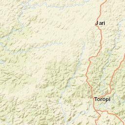Mapa interactivo de Santa María, con la ubicación de rutas nacionales y provinciales, localidades cercanas, hoteles, servicios turísticos, fotos y mas