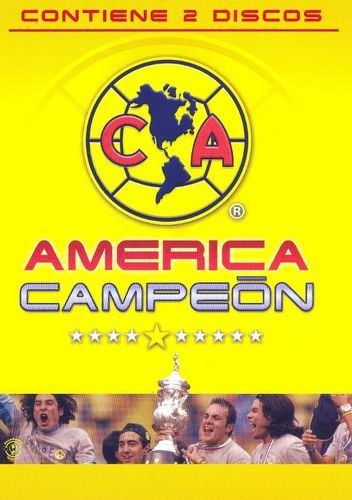 America Campeon [DVD] [2005]