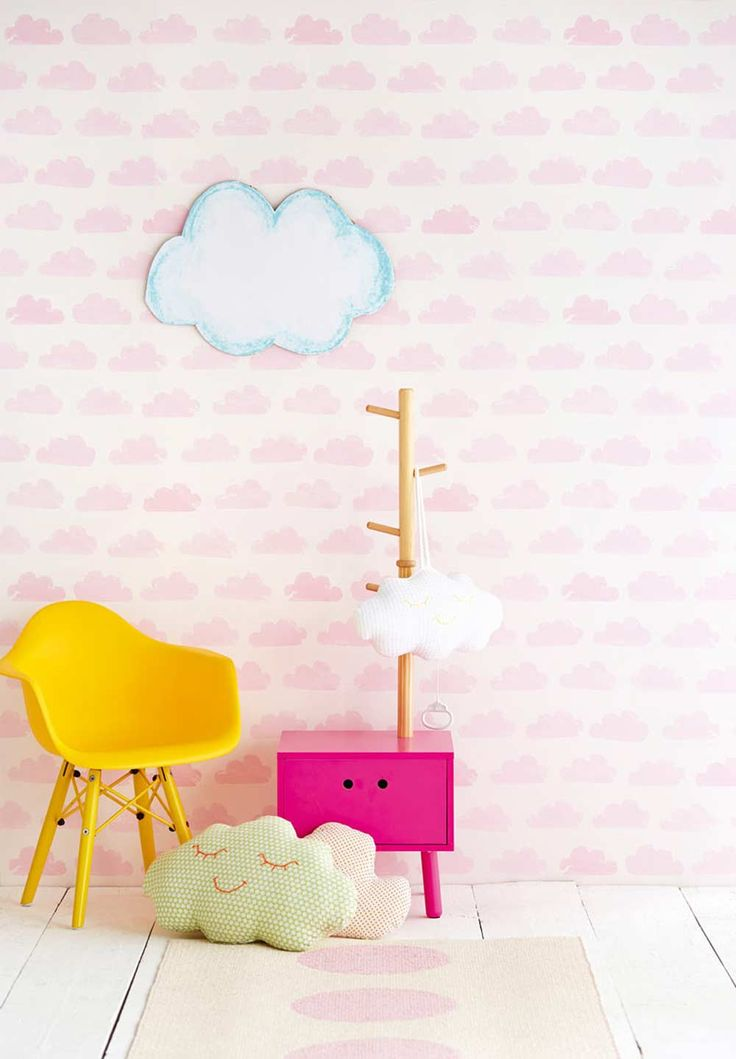 wunderbare tapeten f r kinderzimmer babyzimmer. Black Bedroom Furniture Sets. Home Design Ideas
