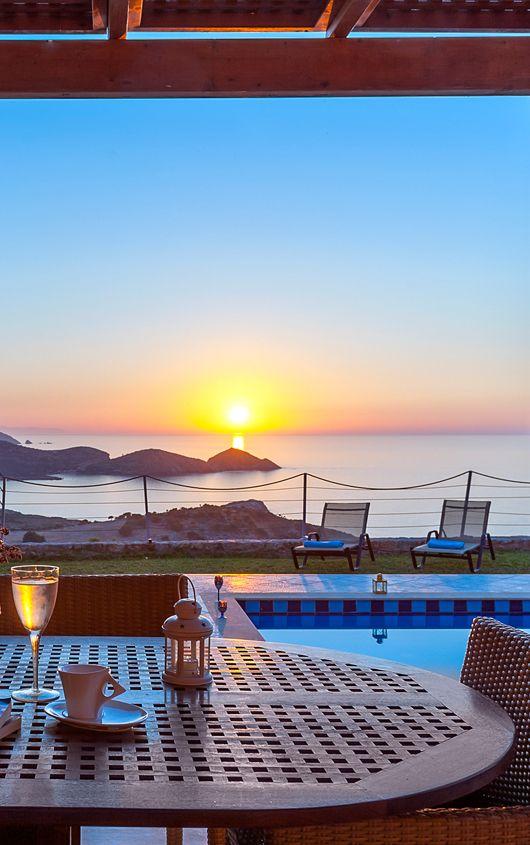 Ocean Luxury Villas in Bali, Rethymnon, Crete