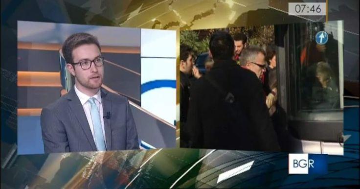 Venerdì mattina a Buongiorno Regione Carlo Andrea Tortorelli cioè TreninoBlu ha intrattenuto il pubblico sul tema: il disagio di muoversi a Roma (video dell'interveto)