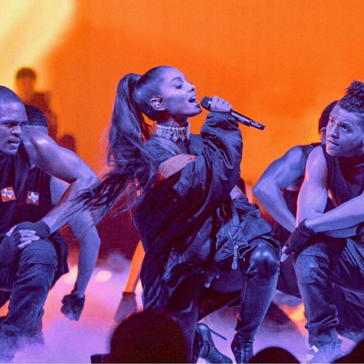 Ariana Grande on DWT