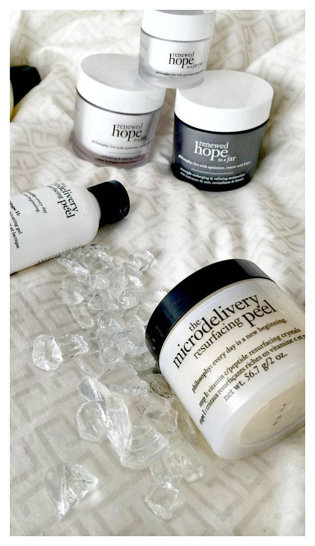 How to use Philosophy's Microdelivery Resurfacing Peel